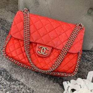 Coming Soon: chanel tote with chain around